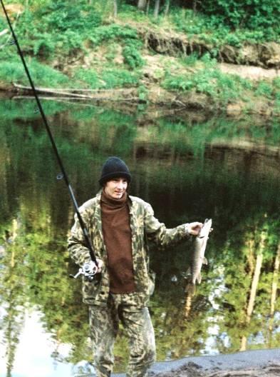 тавда рыбалка на притоках