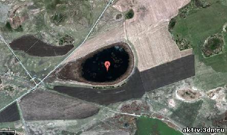 Озеро Бабье. Курганская область.