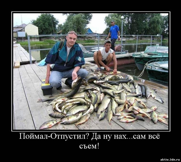 большой про рыбалку