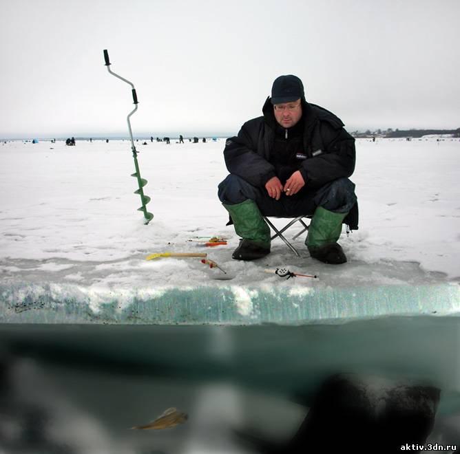 рыбалка в унгинском заливе