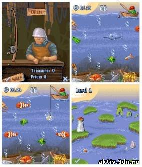 подводная охота онлайн игра